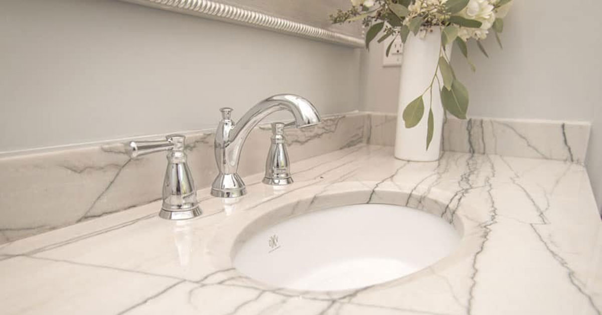 How to Organize Bathroom Countertops and Storage Space